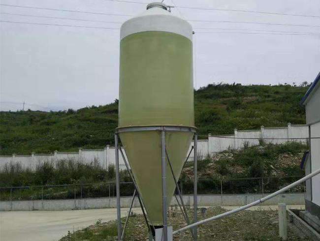 福建玻璃钢料塔的性能优点